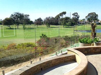 California Pool Fence Company Aquaview Glass Pool Fences
