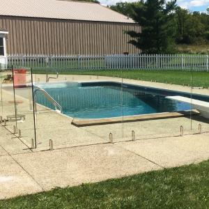 pool-fance