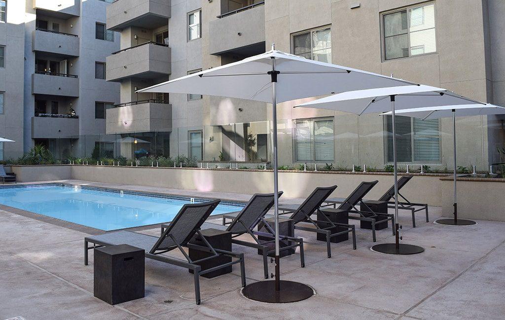 multifamily pool fence 2